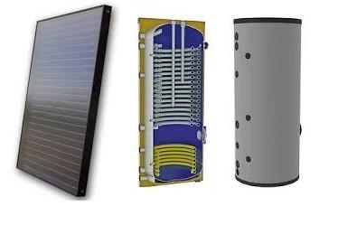 puffer, solare, PDC e accessori
